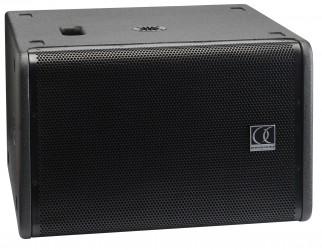 Caisson de basse amplifié Audiophony iLINEsub12A