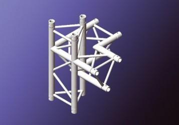 Structure Mobil Truss TRIO A 31105 R