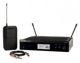Micro sans fil instrulment Shure BLX14RE M17
