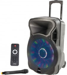"Enceinte portable 15"" Ibiza PARTY15LED"