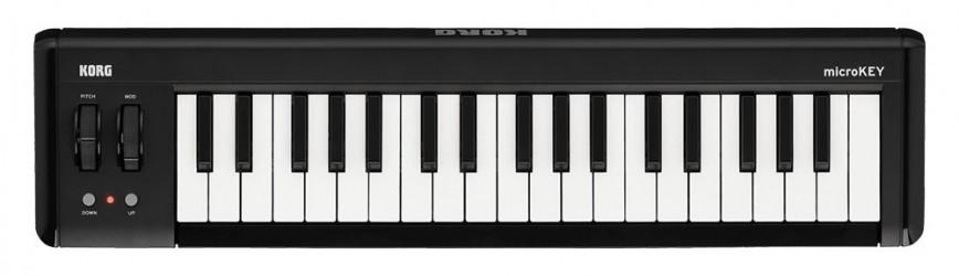 Clavier Maître Korg  MICROKEY2 37