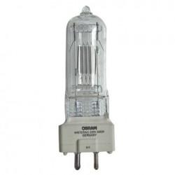 Lampe pour fresnel et PC Gy9.5 230v 500w Osram