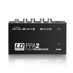 Préampli Phono LD Systems PPA2