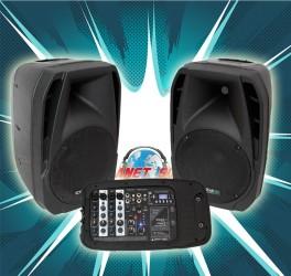 Sono portable Ibiza Combo210