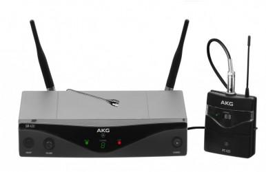 Micro sans fil cravate AKG WMS420P