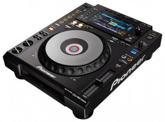 Platine CD DJ pioneer CDJ900NEXUS