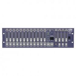 Console Dmx 12 canaux programmable Showtec LITE12