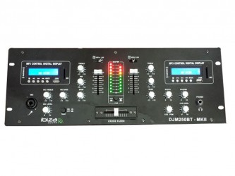 Table de mixage Ibiza DJM250BT