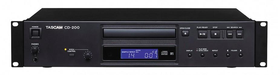 Platine Cd Tascam CD200