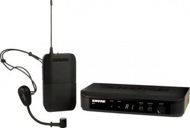 Micro sans fil Serre tête Shure BLX14E PGA31