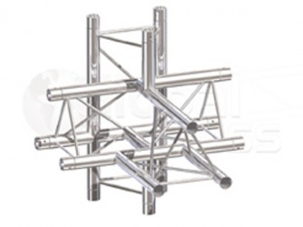 Global Truss Structure série F23 - Angle F23C51 Angle 5D 50cm