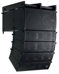Système amplifié line Array Audiophony Helium8