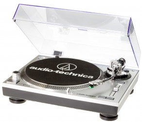 Platine vinyle à entraînement direct Audio Technica ATLP120USB HC