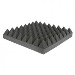 Mousse acoustique noire épaisseur 5 cm ASM01
