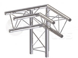 Global Truss Structure série F23 - Angle F23C33 Angle 3D 50cm