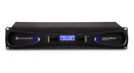 Amplificateur professionnel Crown XLS 1002