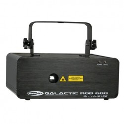 Laser RGB Showtec RGB600 Value line