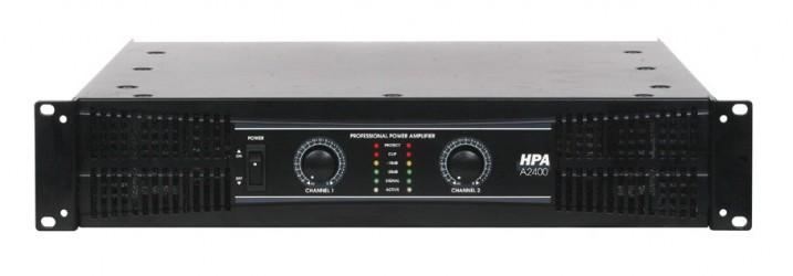 Amplificateur Professionnel HPA A2400
