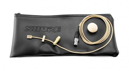 Micro cravate Shure WL93T