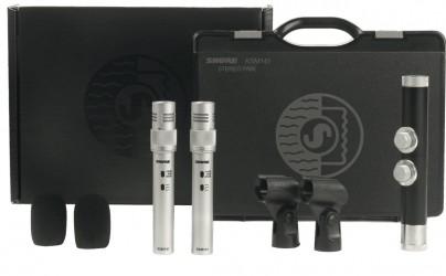 Micro Statique Shure KSM 141SLSTEREO