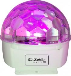 Jeux de lumière à led Ibiza ASTRO9C RC