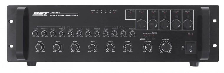 Amplificateur Mixeur Ligne 100v BST UPC 350