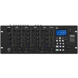Table de mixage stéréo DJ avec lecteur MP3  STAGE LINE MPX-40DMP