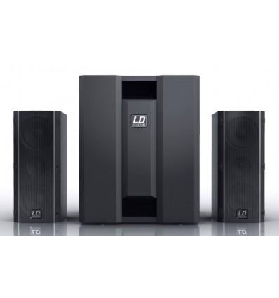 Système amplifié LD Systems DAVE8 ROADIE