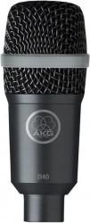 Micro instrument a fil AKG D40