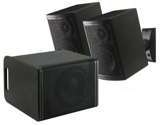 Système triphonique amplifié Audiophony MIO Systema2b