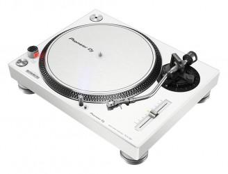 Platine vinyle Pioneer DJ PLX500 WH