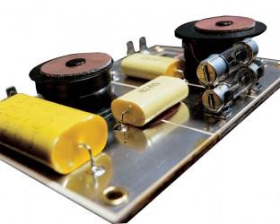 Filtre Passif 2 Voies 1.6 kHz 400W RMS / 8 Ohms Eminence PXB2 1K6