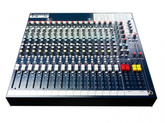 Table de Mixage Soundcraft FX16 II