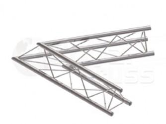Global Truss Structure série F23 - Angle F23C20 Angle 60° 100cm