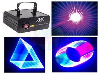 Laser Ibiza 1000mw SCAN1000FX5 RGB