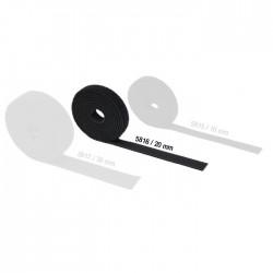 Rouleau Velcro Double Face mâle/femelle 20 mm