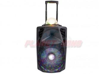 Sono Portable avec lumière PARTY 15ASTRO