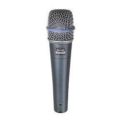 Micro chant à main SHURE BETA57A