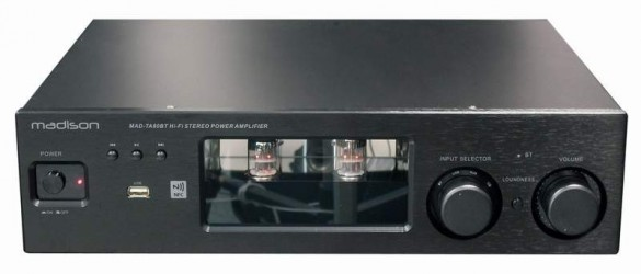 Amplificateur à tube Madison TA80BT