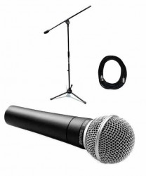 Pack micro SHURE SM58 Bundle