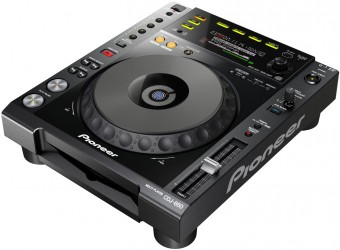 Platine CD DJ pioneer CDJ 850 BLACK
