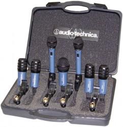 Kit batterie de 7 micros Audio Technica MB DK7