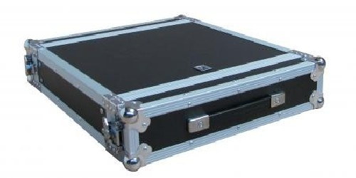 ' Flight case 19'''' 2U Executive Audio RK 2U'
