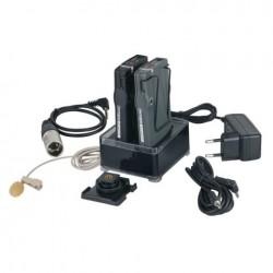 Système micro sans-fil pour caméra DAP Audio WCA PACK