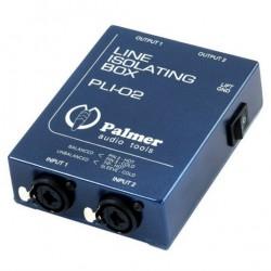 Boitier d''isolation PALMER PLI02