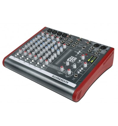 Table de mixage Allen & Heath ZED 10