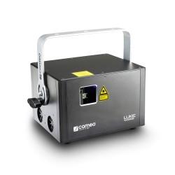 Laser Show Professionnel 1000 mW RGB Cameo LUKE1000RGB