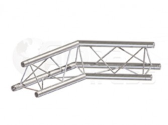 Global Truss Structure série F23 - Angle F23C22 Angle 120° 50cm