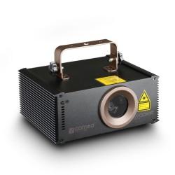 Laser animation Vert 150 mW Cameo WOOKIE150G