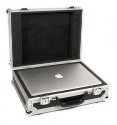 "Flight Case pour Ordinateur Portable de 15"" Road Ready RRLAPTOP15"